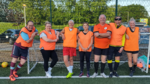 June 8th Ladies Runners Up with Coaches
